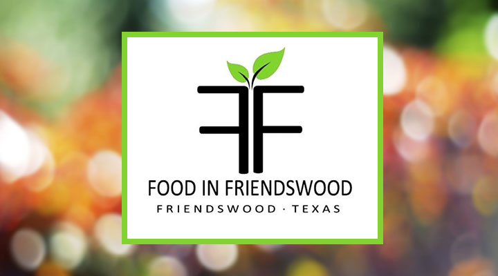 New Facebook Group: Food in Friendswood